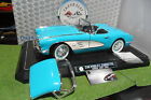 CHEVROLET CORVETTE Cabriolet hard top 1958 au 1/12 SOLIDO 1202 voiture miniature