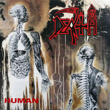 LP 33 Death Human R/C Records RC 9238 1 EU 1991