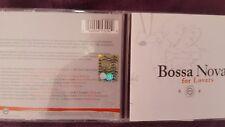 COMPILATION - BOSSA NOVA FOR LOVERS (JOBIM GETZ GILBERTO...). CD UNIVERSAL