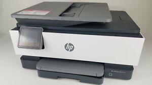 HP OfficeJet Pro 8025 Wireless All-In-One Inkjet Printer *UNDER WARRANTY*