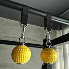 Pull Up Balls Gym Equipment Training Exercise Fitness Crossfit Conditioning