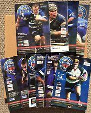 10 programas de rugby de baño temporada 2003-2004