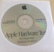 Apple Hardware Test Power Mac G4 SW Version 1.2 FREE SHIPPING