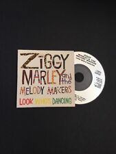 "Ziggy Marley and the Melody Makers Look Who's Dancing 3"" CD Single"