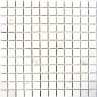 Mosaik Lymra Limestone honed Fliesenspiegel Küche Wand Art: 29-59023   10 Matten