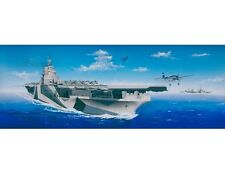 Trumpeter 05609 1/350 USS Ticonderoga CV-14 aircraft carrier Warship model
