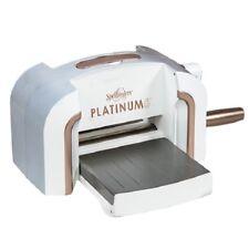 Spellbinders Platinum 6 Máquina de Corte y Relieve Die SBPE - 100