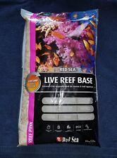 Red Sea  Reef Pink - Live Aragonite Sand 10 kg 0,5-1,5mm riff-Aquaristik-lange.