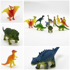 12pcs Mini Dinosaur Figures Party Favour Gift Educations Model Toy Parent-child