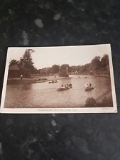 the boathouse wardown luton real photo posted 1915 the P.N series