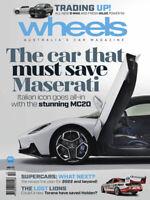 Wheels Magazine October 2020: Maserati MC20
