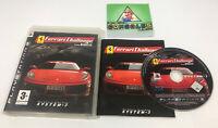 Ferrari Challenge PS3 Playstation 3 Trofeo Pirelli **FREE UK POSTAGE**