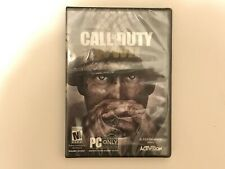 Call of Duty WWII WW2 PC Game DIGITAL CODE SHIPPED NO DISC