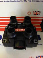 FORD ESCORT MK5 MK6 MONDEO MK1 MK2 1.4 1.6 1.8 NEW IGNITION COIL PACK UP TO 1998