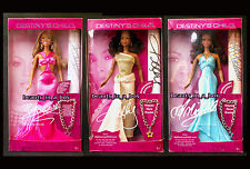 Destiny's Child Barbie Beyonce Doll Michelle Kelly AA Lot 3 Celebrity Rough Box""