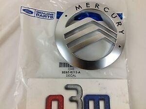 2008-2012 Mercury Mariner Front Grille Emblem Badge new OEM 8E6Z-8213-A