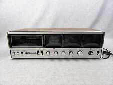 Quad Panasonic RE-8860 AM/FM Stereo 8 Track Receiver