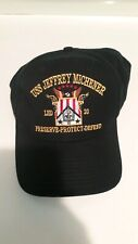 THE LAST SHIP SCREEN WORN WARDROBE USS JEFFREY  MICHENER HAT