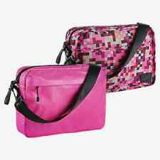 Nike Studio bag travel toilet bathroom shoulder reversible small handbag Pink