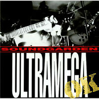 LP 33 Soundgarden ‎– Ultramega OK SST 201 USA 1988 SEALED