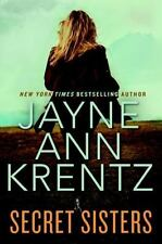 Secret Sisters by Jayne Ann Krentz (2015, Hardcover)