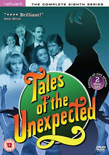 TALES OF THE UNEXPECTED COMPLETE SERIES 8 DVD Eigth Season Patricia Routled New