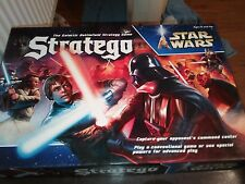 Stratego Star Wars The Galactic Battlefield Strategy Board Game  RARE