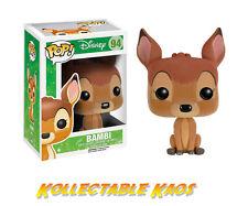 Bambi - Flocked Bambi Pop! Vinyl Figure with Pop Protector