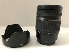 Tamron A20 AF 28-300mm f3.5-6.3 XR Di VC LD ASPH IF Macro Lens Canon