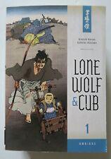 Lone Wolf & Cub Omnibus 1 Dark Horse Graphic Novel Comic Book