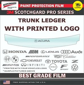 3M SCOTCHGARD PRO PAINT PROTECTION FILM CLEAR BRA FOR 10-14 VOLKSWAGEN GTI