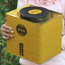 Fujian Black Tea 500g Lapsang Souchong Zheng Shan Xiao Zhong Gift Canned Tin Box