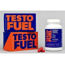 Testo Fuel Best Testosterone Booster for Men 120 Capsules - FREE POSTAGE