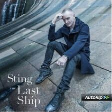 STING - THE LAST SHIP  (LTD. DELUXE EDT.) 2 CD NEW!