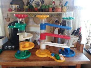 TOMY Ball Party Drop Preschool Educational Toy