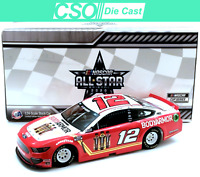 Ryan Blaney 2020 BODYARMOR All Star 1/24 Die Cast IN STOCK