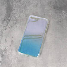 ^ Ombre Gradient Transparent Handy Schale HÜLLE Case Blau Samsung Galaxy A6