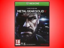 METAL GEAR SOLID V GROUND ZEROES PER XBOX ONE VERSIONE ITALIANA NUOVO SIGILLATO!