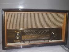 röhrenradio radio antigua schaub lorenz rialto stereo 10 valvula