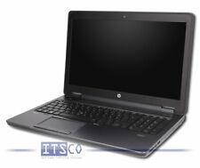 NOTEBOOK HP ZBOOK 15 G2 INTEL CORE i7-4810MQ 4x 2.8GHz 8GB RAM 500GB HDD DVD±RW