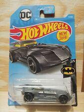Hot Wheels 2019 Batmobile #017 Dark Gray NEW  FREE SHIPPING