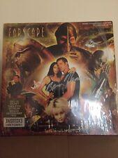 Brian Henson SIGNED Farscape Original Soundtrack Vinyl Limited Edition Gold Disc