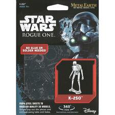 Metal Earth STAR WARS K-2SO 3D Laser Cut Steel Model Kit