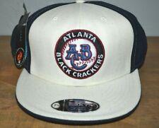 Negro League Baseball Museum Hat Atlanta Black Crackers ABC  7 7/8
