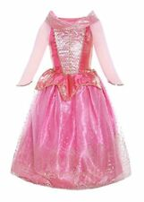 Katara 1709 Costume Vestito Principessa Aurora la Bella Addormentata Disney Carn