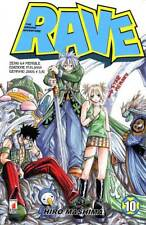 manga STAR COMICS RAVE  numero 10