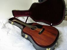 More details for sigma electro acoustic guitar s000m-15e mahogany