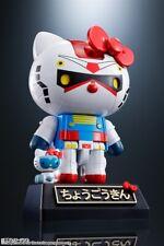 BANDAI Chogokin Gundam x Hello Kitty Love & Peace Collaboration  Die-cast toy