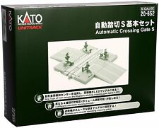 Kato 20-652 UNITRACK Automatic Crossing Gate S (N scale)