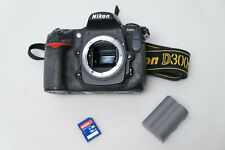 Nikon D D300S 12.3 MP Digital SLR Camera - Black (Body Only)
